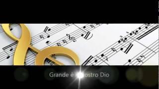 Grande è il Nostro Dio / Grande sei Tu - (How great is our God - How great Thou art) Chris Tomlin