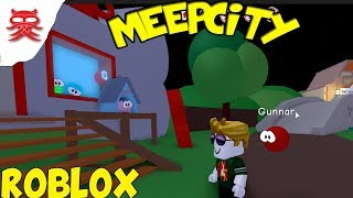 Uma traição muito pequena-MeepCity-Roblox