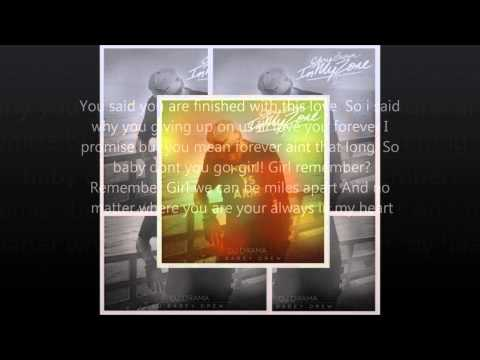 Chris Brown-Last Time Together(In My Zone 2) With Lyrics