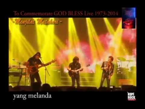 Download Mp3 MENJILAT MATAHARI (with Text) - GOD BLESS 2014