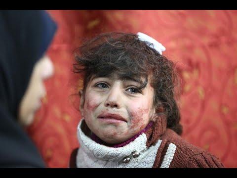 الإمارات تطالب بهدنة فورية بعد تصاعد العنف في الغوطة الشرقية  - نشر قبل 10 ساعة