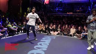 Meech vs Nkosi 1ST ROUND BATTLE House Dance Forever 2019