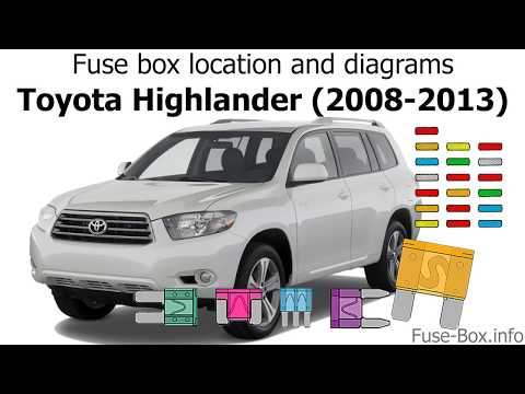 How To Remove Reinstall Front Door Panel 00 07 Toyota Highlander Youtube