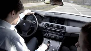 Тест-драйв BMW 5 Series F10 2012 г.в.