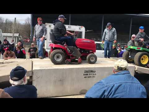 Farm Equipment Auction Part 1 (mowers And ATVs)