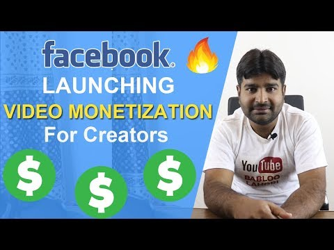Make Money Directly From Facebook Video Monetization with Facebook Creators App