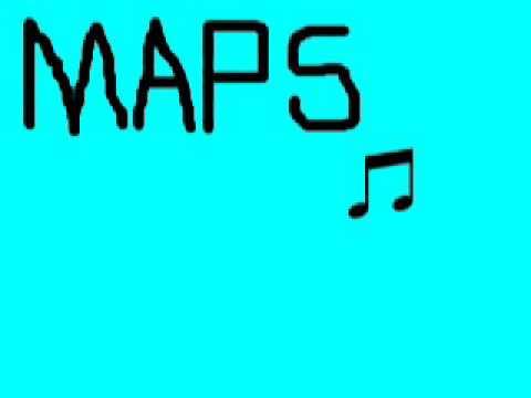 Maps Maroon 5 \\ Madilyn Bailey Cover // LITTLEBLACKWAND