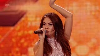 The X Factor UK 2015 S12E12 6 Chair Challenge - Overs - Holly Johnson - Simon is Brutal Full Clip