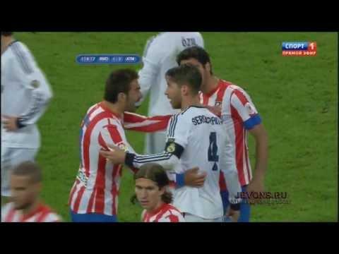 Реал Мадрид 1-2 Атлетико Мадрид 17/05/2013 - Кубка Испании - Матчи | Видео