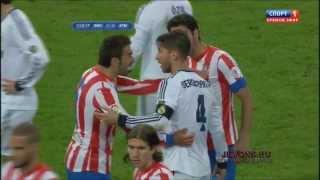 Реал Мадрид 1-2 Атлетико Мадрид 17/05/2013 - Кубка Испании - Матчи | Видео(Реал Мадрид - Атлетико Мадрид 1:2 Финал Кубок испании 17.05.2013., 2013-05-17T23:02:14.000Z)
