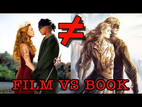 The Princess Bride - What's The Difference?