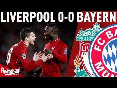 The Final Ball Was Terrible...   Liverpool v Bayern Munich 0-0   Paul's Match Reaction