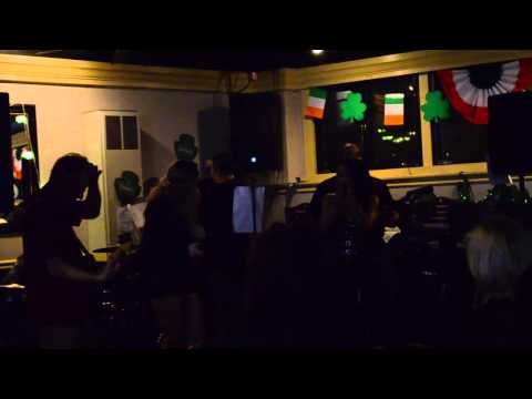 Down Cellah live on St  Patrick's Day @ The Pickled Onion Beverly, MA 3:15:15