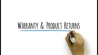 Warranty and Product Return Policy (English) by PP Systems