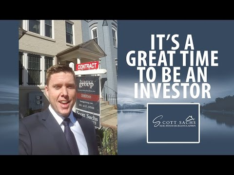 Washington DC Real Estate: Why Now Is a Fantastic Time to Invest in Rental Property