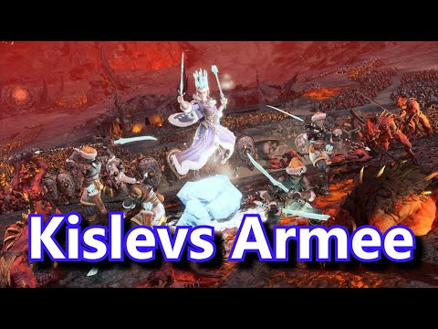 Kislevs Armee Roster endlich da! |