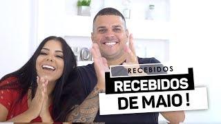 RECEBIDOS DE MAIO