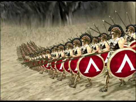 Decisive Battles - Battle of Thermopylae