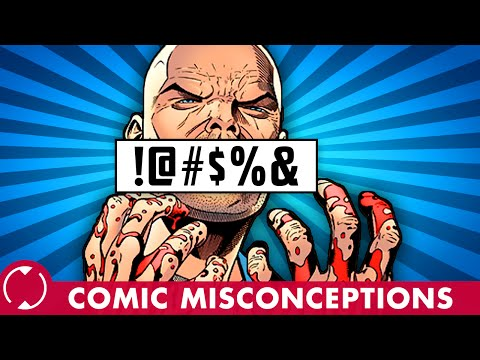 20 Tiny Details in Comics You NEVER Knew Had Names! | Comic Misconceptions