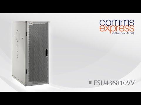 USpace 4210 36U 800w x 1000d Server Cabinet