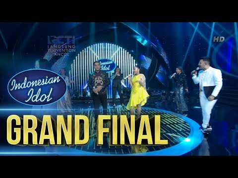 ALL IDOL - IDOLA INDONESIA- Grand Final - Indonesian Idol 2018