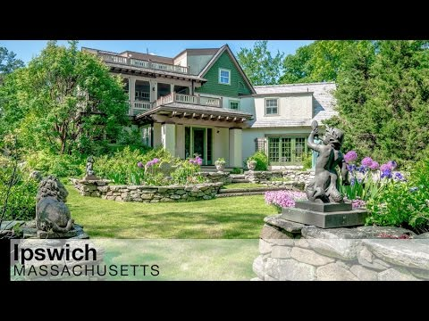 Video of 23 Newmarch Street | Ipswich, Massachusetts real estate & homes by Amanda Armstrong