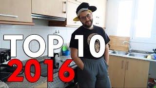 TOP 10 JUEGOS DE 2016 - Mi opinión