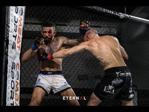 ETERNAL MMA 42 - SHANNON ROSS VS PAUL LOGA - MMA FIGHT VIDEO