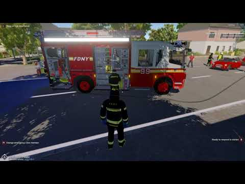 Notruf 112/Emergency call 112 Multiplayer gameplay |