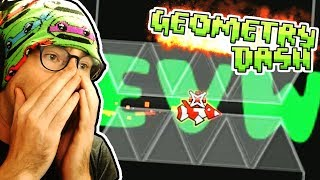 MORE INSANE EVW CHALLENGES (On Stream #2) ~ Geometry Dash