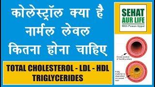 Normal Cholesterol Levels | Total Cholesterol | LDL | HDL | Triglycerides