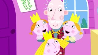 Ben and Holly's Little Kingdom | Twins | HD Cartoons for Kids