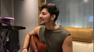 Who told me that I forgot the lyrics - Darshan Raval