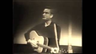 Johnny Cash I Got Stripes (LIVE 1961 TV Broadcast)
