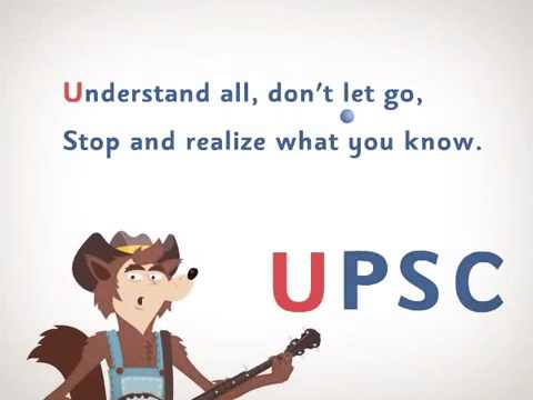 The Problem Solving Song by UPSC   YouTube1