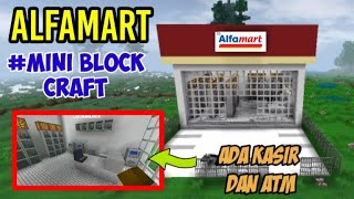 TUTORIAL SUPERMARKET DI MINI BLOCK CRAFT
