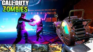 EVERY BO3 ZOMBIES EASTER EGG IN 1 STREAM! - BLACK OPS 3 ZOMBIES CHRONICLES Live Gameplay Ch0pper