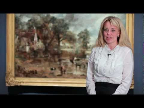 Curator's View on Constable: Oil Sketches from the Victoria and Albert Museum