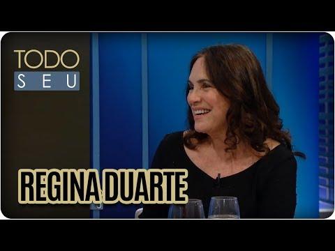 Regina Duarte - Todo Seu (27/11/17)