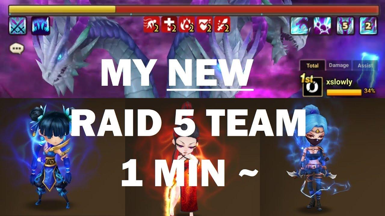 summoner wars best raid monsters