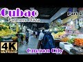 【4K】WOW! Cubao (Around Farmers Plaza), Quezon City Part 1