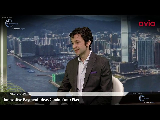 AVIA Summit - Innovative Payment Ideas Coming Your Way