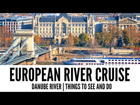 Europe River Cruising Travel Guide - Tour the World TV