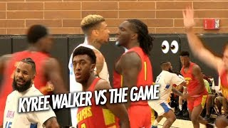 Kyree Walker TOO SHIFTY vs The Game + Brandon McCoy & Taurean Prince Give Birdies Revenge a Fight