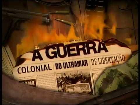 A Guerra Colonial - Temporada 1 / Episódio 01 - Angola Dias de Morte