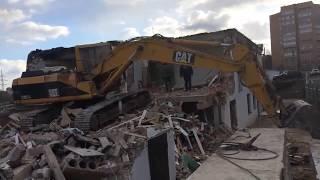 Аренда строительной техники в спб, экскаватор CAT 320(, 2017-07-16T06:57:47.000Z)