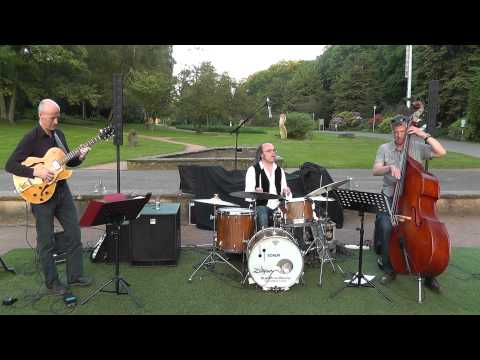 Elmar Federkeil Jazz Trio - Blue Daniel