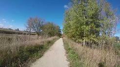 Kissing Bridge Trailway: West Montrose to Elmira