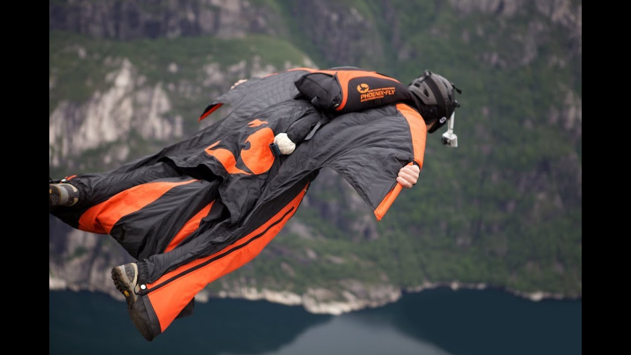 How to Start Wingsuit Flying & Prices, Where to Learn