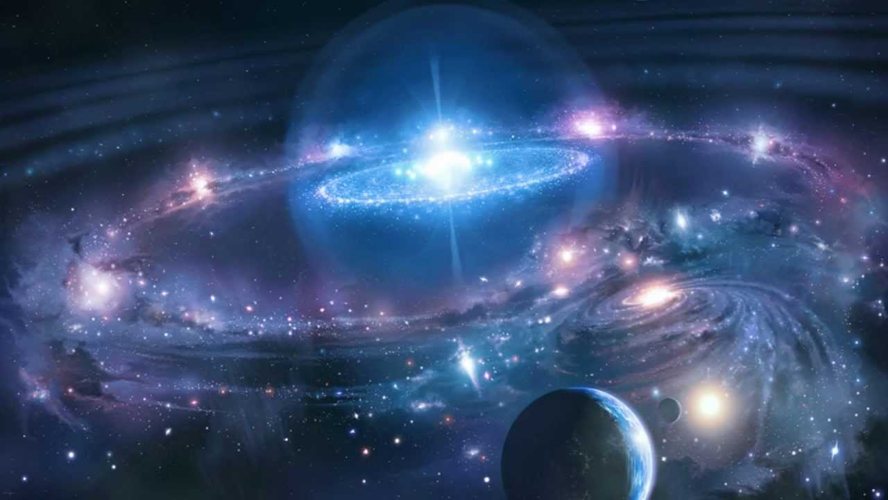 Space Galaxy Animated Wallpaper http://www.desktopanimated.com ...